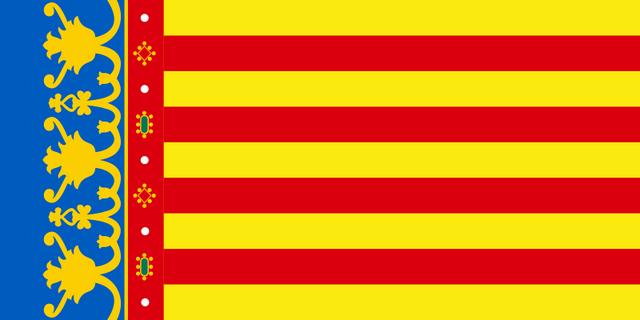 Archivo:Bandera e Comuniá Valenssiana.png
