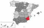 Rigión e Murcia