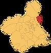 Localización d'Abanilla