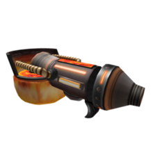 Laser Lava Launcher