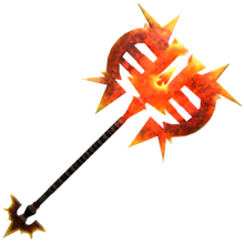 Axe of the Divine Flame