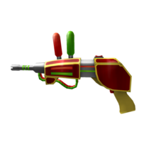 Holiday Ray gun