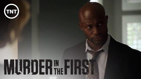 Taye Diggs Murder in the First TNT