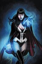 Justice League Dark Futures End Vol 1 1 Present Textless