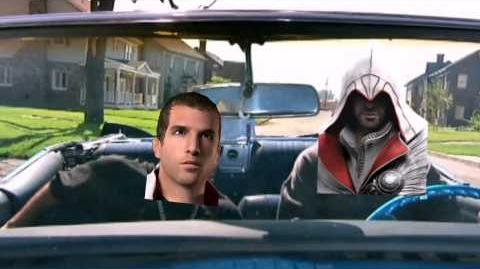The Punisher with Ezio + Desmond