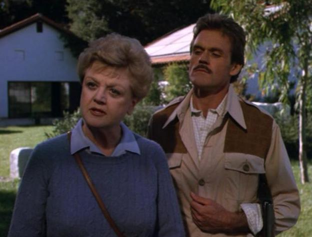 Dick butkis on murder she wrote