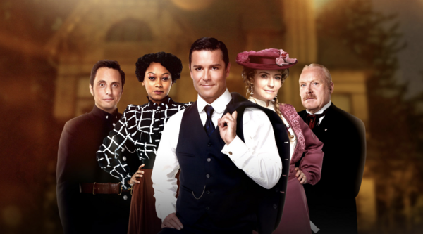 Murdoch Mysteries Season 13 banner