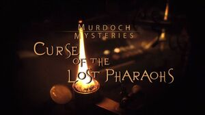 Lost pharaohs title
