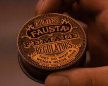 Contessa Fausta Pills