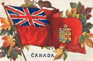 Canadian Ensign