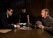 Director Mina Shum Murdoch Mysteries