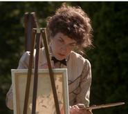 Imelda Craske painting