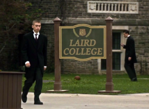 1106 Laird College