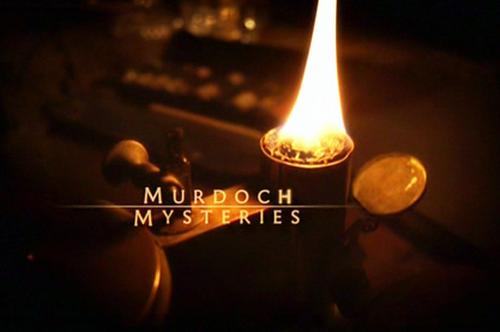 Murdoch Mysteries Wiki
