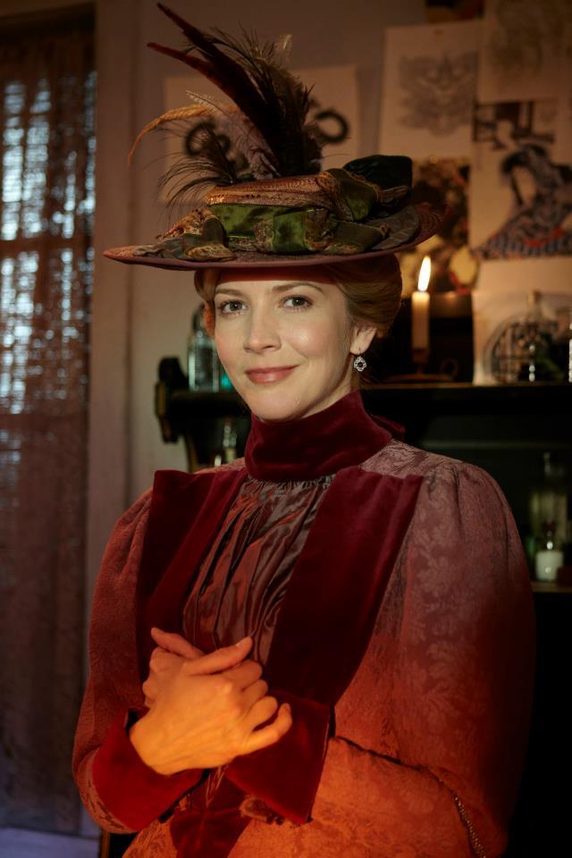 Anna Fulford | Murdoch Mysteries Wiki | FANDOM powered by Wikia
