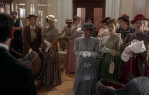 MurdochMysteries Woman