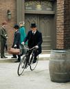 913 Murdoch on Bike