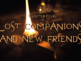 Lost Companions and New Friends
