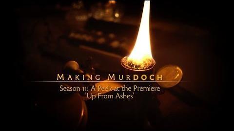 Making Murdoch A Peek at the Season 11 Premiere