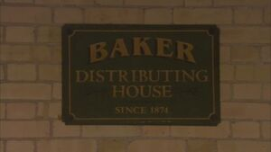 Childs play baker house