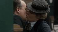 Dilbert's last kiss