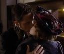 917 George-Nina kiss 2