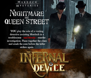 Murdoch Mysteries Webisodes Guide