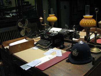 Writers Room Murdoch