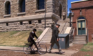 207 Big Murderer on Campus bicycle