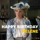 A very happy birthday to Dr. Julia Ogden herself the inspiring Hélène Joy