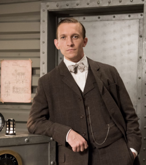 Robert H. Goddard (Andrew Robinson)