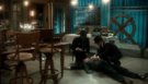 1213 Murdoch and the Undetectable Man Crime Scene
