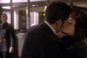 917 George-Nina kiss 3
