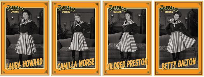 The Buffalo Queens 2