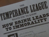 The Temperance League