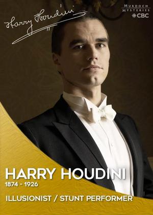 1311 Harry Houdini