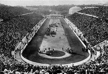 1896 Summer Olympics | Murdoch...