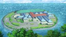 Sea academy campus