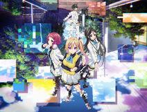 Musaigen no Phantom World Anime Visual