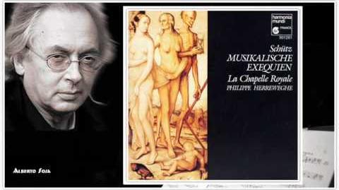 Heinrich Schütz. Musikalische Exequien