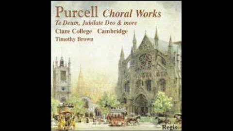 Henry Purcell - Remember not, Lord, our offences