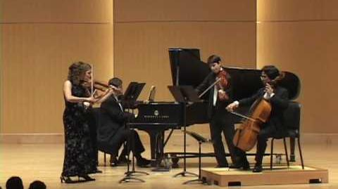 Cesar Franck Piano Quintet in f minor, mvt. I (1of2)