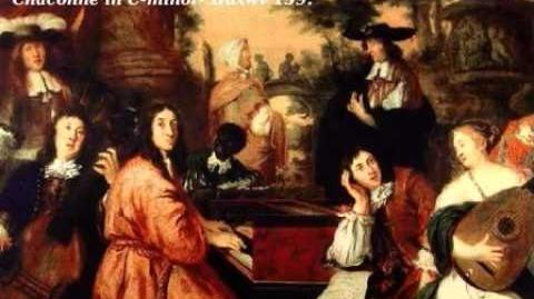 Buxtehude- Chaconne in C minor- Buxwv 159