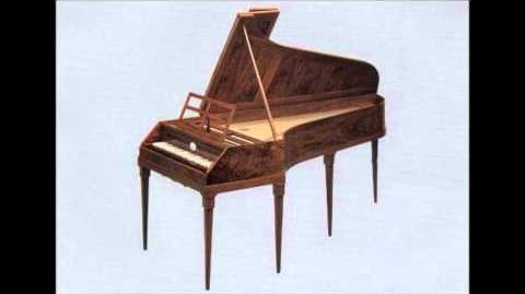 J.C. Bach Concerto for Fortepiano and Orchestra in E flat major Op.7 No.5