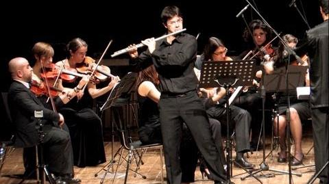 Carl Stamitz - Concerto for Flute and Orchestra in G Maj