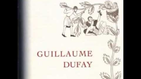 Dufay Missa Se La Face Ay Pale - Kyrie & Gloria The Hilliard Ensemble