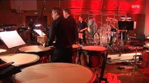 """""""Bonham"""" av Christopher Rouse, spilt av NRKs Kringkastingsorkester"""