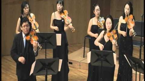 Passacaglia - Sonata No.5 G Major - G