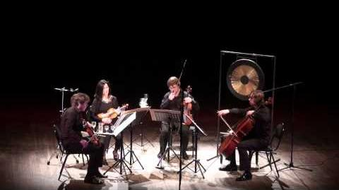 "George Crumb ""Black Angels"" Filarmonica Quartet"