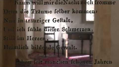 An Mignon (Goethe) aus J.Fr. Reichardt Lieder von Liebe und von der Einsamkeit